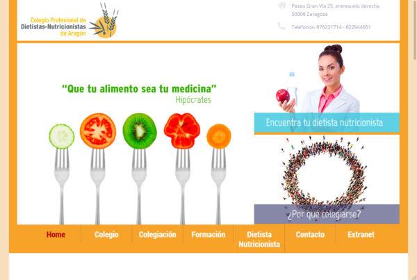 Cpdna Diseño web