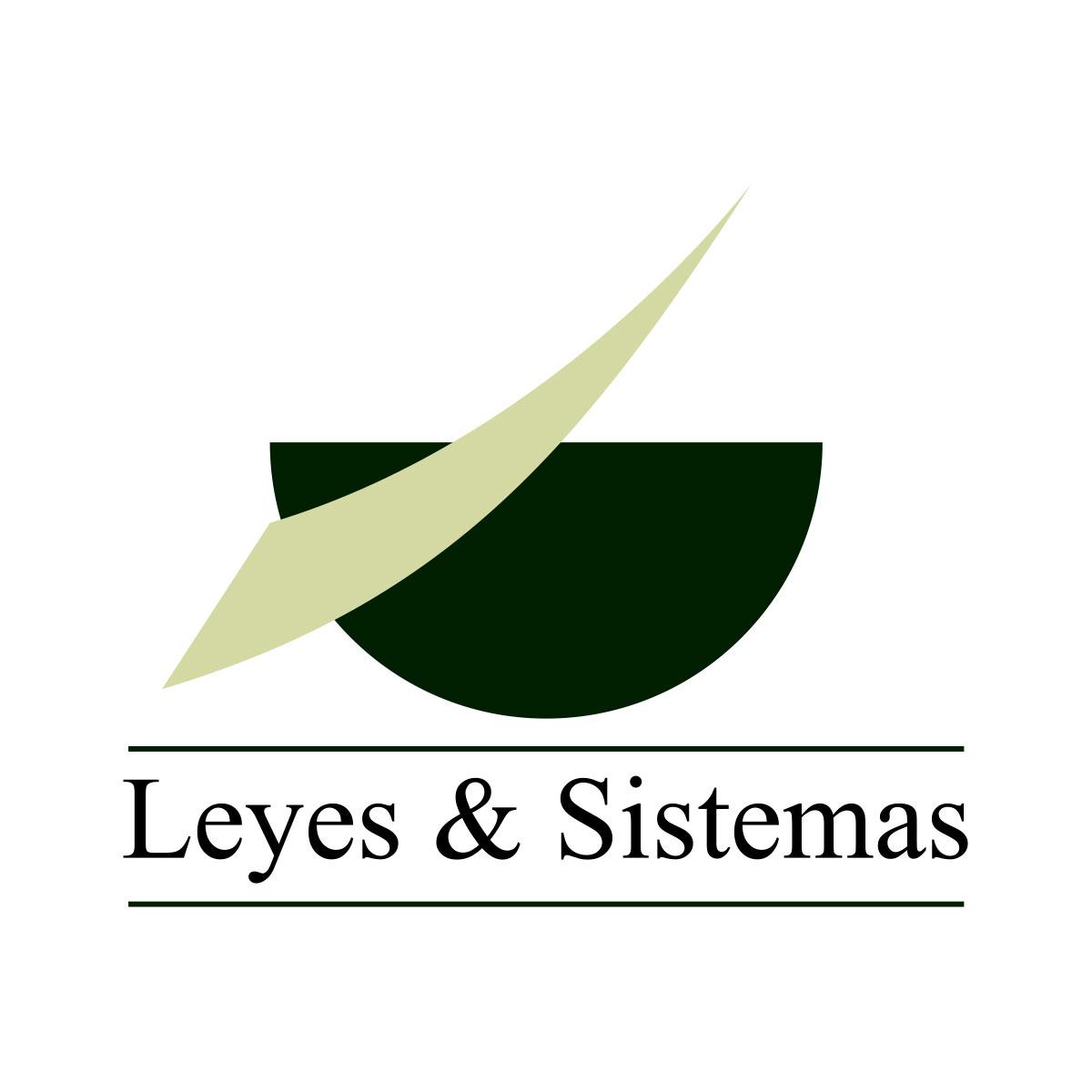 Logotipo Leyes & Sistemas