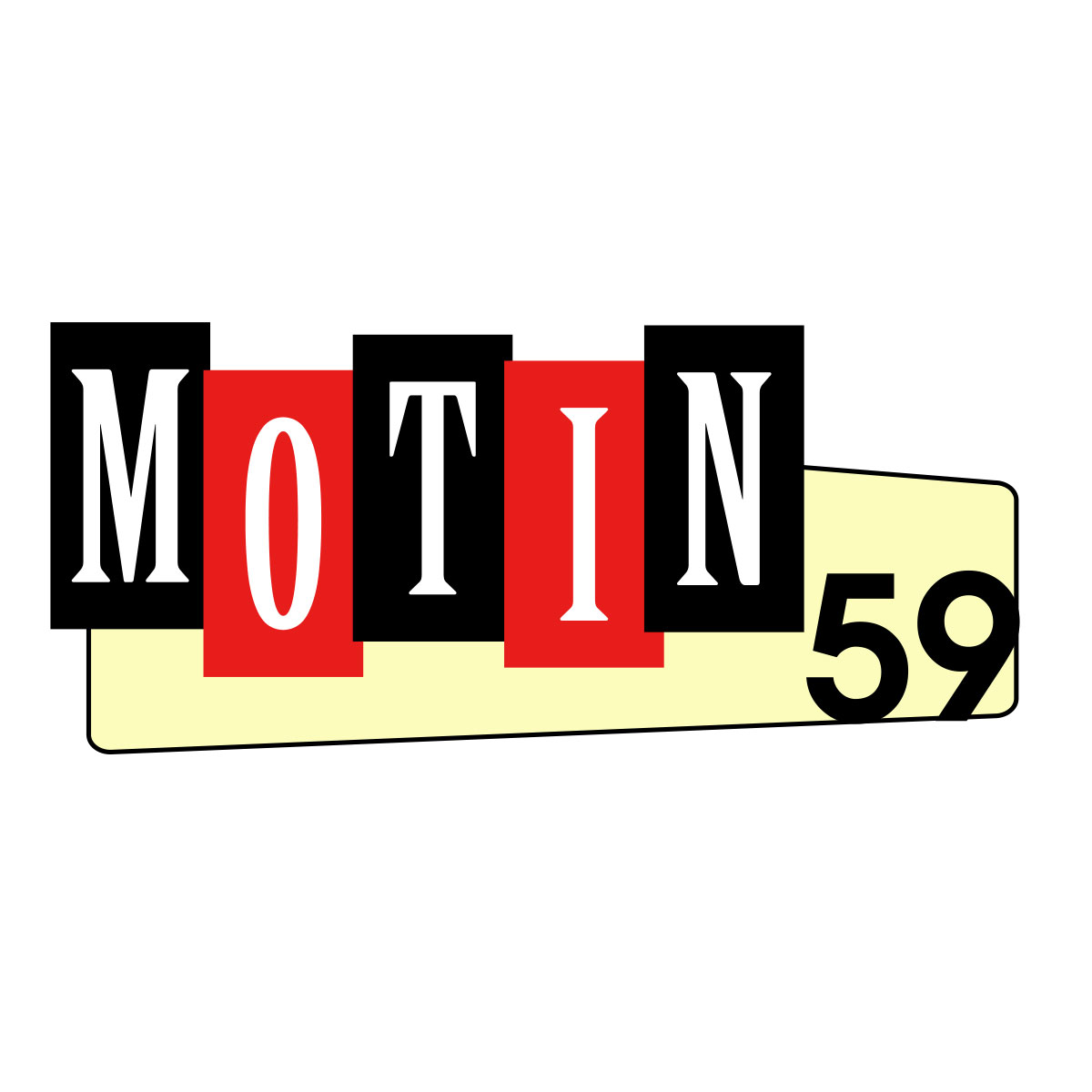 Logotipo Motín 59