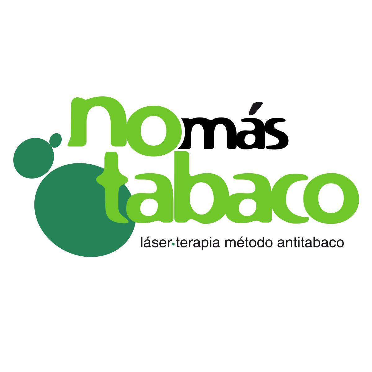 Logotipo No más tabaco